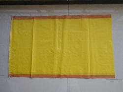 PP Woven Bag Factory Price with Closeure Rope on The Top for Gym/Fintness/Sport