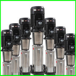 Electric Submersible Pump with Stainless Steelvertical Multistage