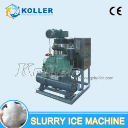 Fast Cooling Efficiency Slurry Ice Machine for Fishery on Vessel/Boat Use