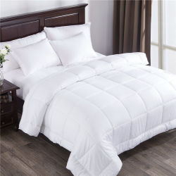 Winter Season Weight Silk Filled Comforters