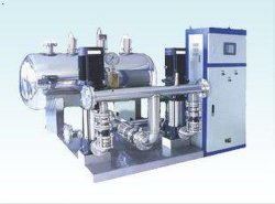 Lzwx Factory Direct Intelligent Box No Negative Pressure Pipe Network Water Supply Equipment