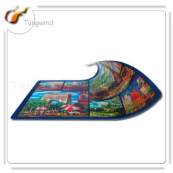 Restaurant PP Table Mat, with Custom Size and Design