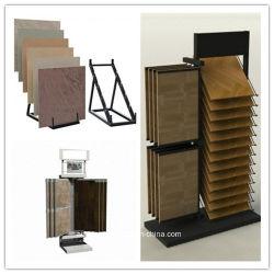 Modern Ceramics/Marble Flooring Tile Display Stands/Tile Rack Systems/Shelves/Rack for Bathroom Tile/Florida Tile/Tile Wall
