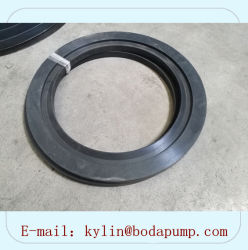 Slurry Pump Rubber Spare Wear Parts Seals