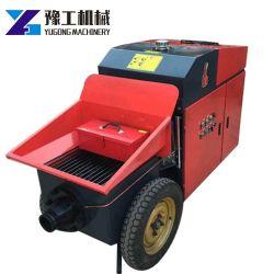 Small Slurry Pump Price Mini Concrete Pump