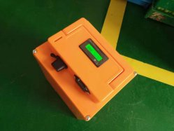 Rechargeable Lithium Ion Battery Pack 48V 30ah for Electric Drill