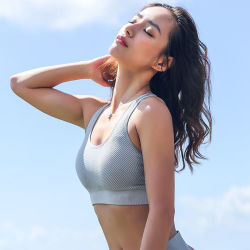Sportswear Fitness Wear Gym Wear Yoga Wear Women Sport Top Sexy Vest