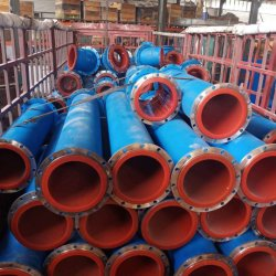Coal Slurry Transport Ceramic Lined Steel Tube Pipe with High Quality