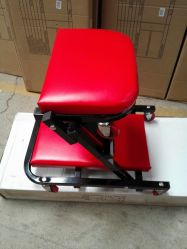 Creeper Seat Foldable Red Color