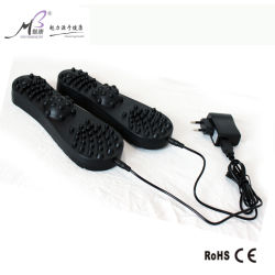 Multifunctional USB Battery Health Care Products Vibration Pad Foot Massager