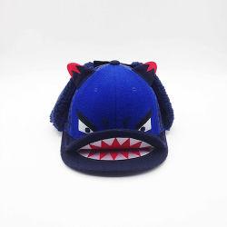 Winter Children's Hat Korean Children Plaid Baseball Cap Hip-Hop Baby Cap
