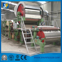 1092mm Whole Production Line Tissue Paper Manufacturing Machine