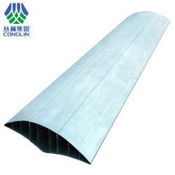 Aluminium Sun Shield Profiles Large Size