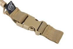 Belt Loop Air Gun Pistol Elastic Sling Tactical Spring Lanyard