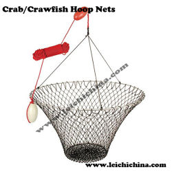 Crab and Crawfish Hoop Nets