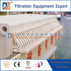 Filter Press Machine for Chemical Wasteater Treatment