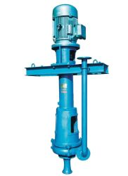 Single Stage Vertical Submersible Slurry Pump Centrifugal Mud Pump