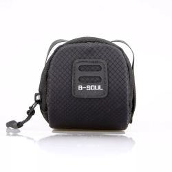 Customized Unisex Sport Bicycle Accessories Storage Bag Travel Saddle Frame Cycling Bike Bag