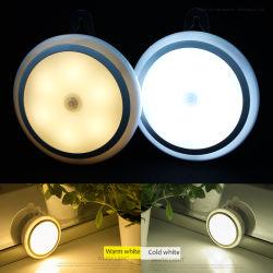 LED Night Light/ Wall Light (Wireless; Motion Sensor & Rechareable)