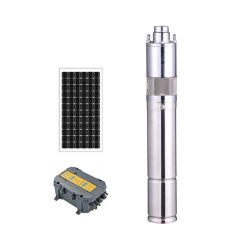 Home Use Garden Agriculture Irrigation Solar Energy Deep Well Submersible Water Pump