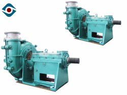 Electrical Slurry Pumps Industrial Mud Pumps Stainless Steel Centrifugal Slurry Pumps