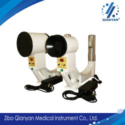 High-Definition Imaging Design Digital Portable X Ray Machine for Clinic