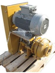 Mineral Process Suction Horizontal Centrifugal Slurry Pump