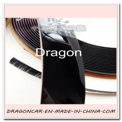 Wholesale Price Car Decoration Moulding Trim Strip Line Chrome Trim for Cars