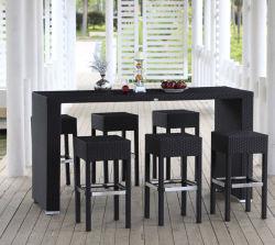 Wholesale Water-Proof Rattan Bar Furniture Set (IF-1005)