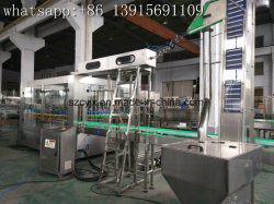 Automatic 4000-5000bph 1 Gallon Water Bottle Filling Machine