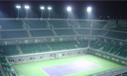 Sports Arenas Cold Storage Facilities 500W LED Studium Light