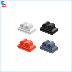 Orange Silicone Earphone Arm Box Use in Sports