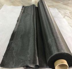 China Hot Sale 6K 320GSM Carbon Fiber Fabric