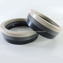"4.5""Peek HNBR Kevlar V Ring for Acidizing/Cementing Pumps"