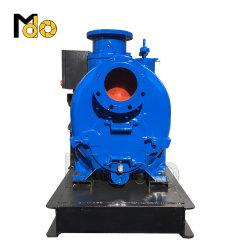 Heavy Duty Air Cooled Diesel Engine Self Priming 10 Inch Self Priming Slurry Pump