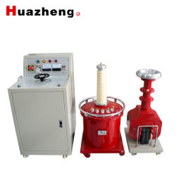China Mainland Competitive Price AC DC High Voltage Testing Transformer