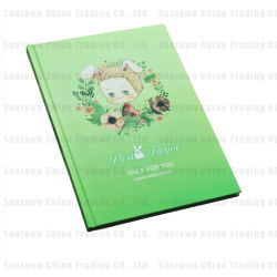 Cheap Book Printing Hard Cover Yearbook Offset Printing