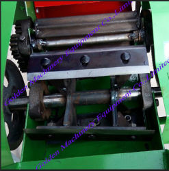 Chinese Farm Grass Chaff Straw Stalk Cutter Cutting Crusher Machine