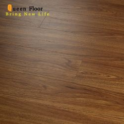 Laminate/Laminated Flooring Waterproof Click-Lock Spc Stone Polymer Composite Flooring, Wood Look