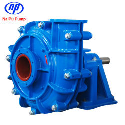 Reliable After-Sale Service of China Industry Slurry Pump for Tailings Disposal