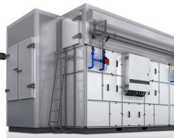 Sludge Drying System Heating Pump