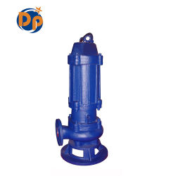 Wq Series No-Clog Mechanical Seal for Submersible Slurry Pump Sewage Sand Dredge Pump Ejector Pump