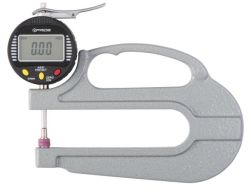 Measuring Tool Digital Thickness Gauge Ceramic Spindle Tip and Anvil