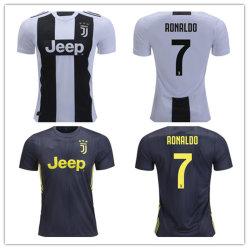 ad84c24fad7 Juventus Jerseys 7 Cristiano Ronaldo Soccer Jerseys Football Shirts