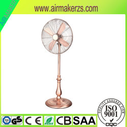 "Home Appliance Factory 16"" Matel Stand Fan with 4 Blade GS/Ce/SAA/REACH"
