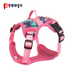 Large Dog Harness Reflective Nylon Clothes Pet Products