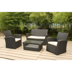 Sectional Lounge Sofa Set Outdoor Rattan Wicker Designer Furniture