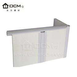Moisture Proof Sound Insulation MGO Board with CE Certificate