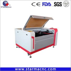 Hiwin Square Rails Top Quality Laser Cutting Machine / Laser Engraving Machine / CO2 Laser Cutting Machine 1390