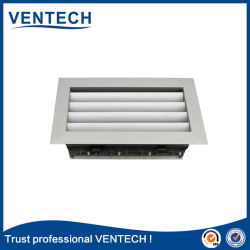 High Quality Wall Side Diffuser Aluminum Profile Air Return Grille